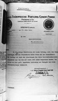 Chronik der Feuerwehr Jena-Winzerla